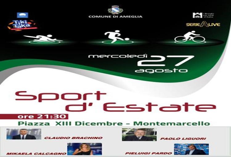 27-8-2014 Sport in Piazza