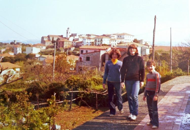 Strada x Punta Corvo