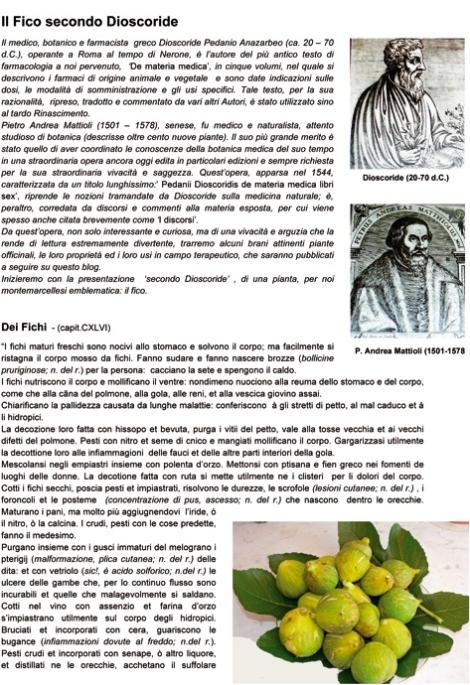 Secondo Dioscoride pag-1